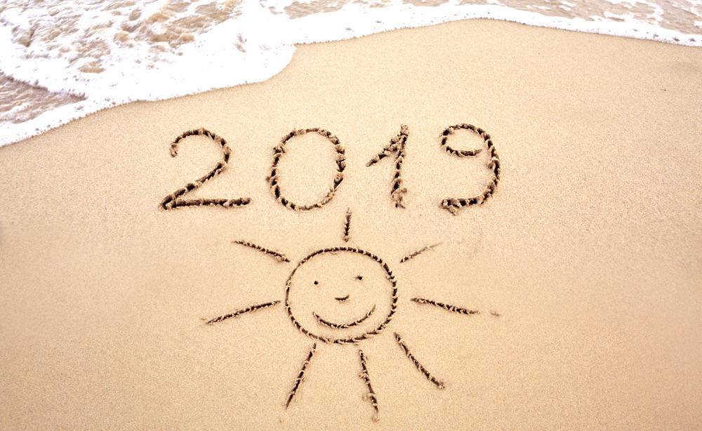 , Bonne année 2019!