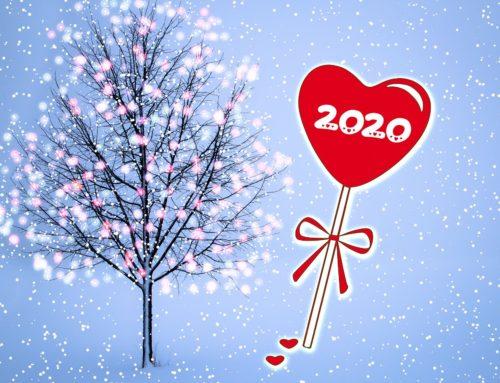 Bonne année 20/20!